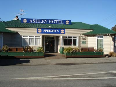 Ashley Hotel - image 1