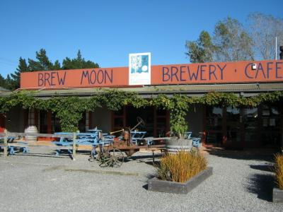 Brew Moon Garden Cafe & Brewery - image 1