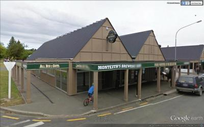 Monteiths Brewery Bar Hanmer - image 1