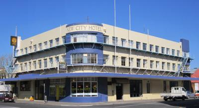 New City Hotel - image 1
