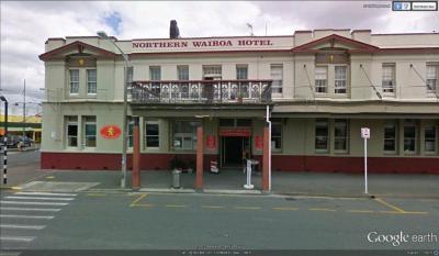 Northern Wairoa Hotel - image 1