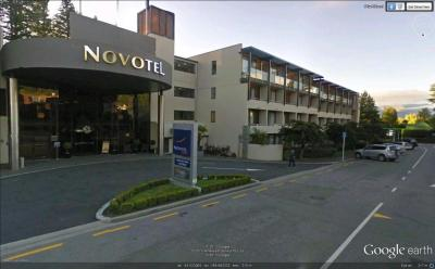 Novotel Queenstown Lakeside - image 1