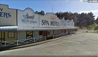 Spa Hotel Taupo - image 1