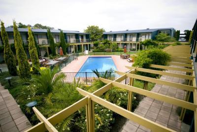 Sudima Hotel Christchurch Airport - image 1