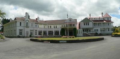 Waitomo Caves Hotel - image 1