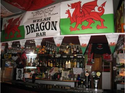 Welsh Dragon Bar - image 1