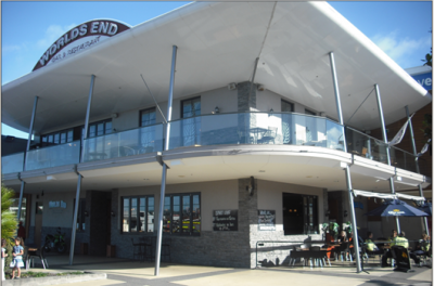 Worldsend Sports Cafe - image 1