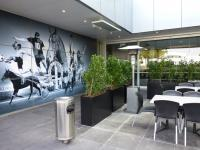 The Alex Sports Bar & Cafe and Alexandra Park
