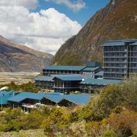 The Hermitage Hotel and Glencoe Lodge